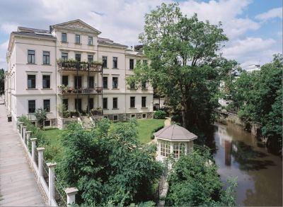 Villa Cora eine der besten Adressen