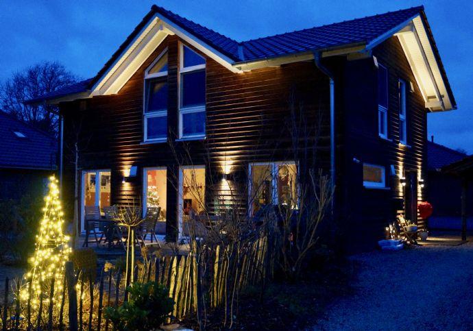 Ein Holzhaus zum Verlieben! - Niedrigenergiehaus - Provisionsfrei