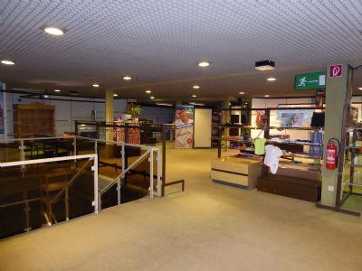 Dransfeld Ladenlokale, Ladenflächen