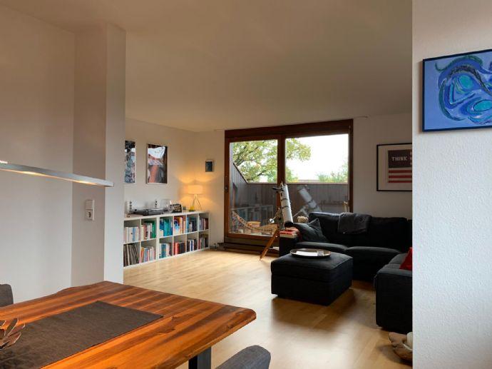 Ab Juli 2021: Attraktive & helle Wohnung mit Balkon zum Einziehen und Wohlfühlen in Ostfildern-Ruit
