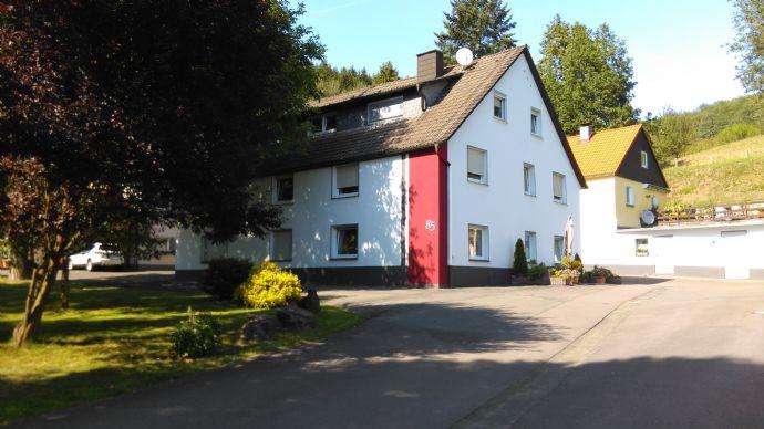 Wohnung in Halver, Stadtteil Oberbrügge