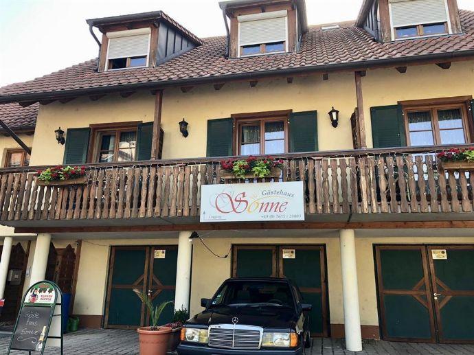 Haus mit 2-3 Einliegerwohnungen in Schliengen Zentrum