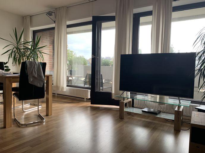 2-Zimmer-Wohnung mit Balkon in Düsseldorf!