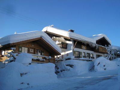 Gästehaus Waibel - Ferienwohnung Enzian