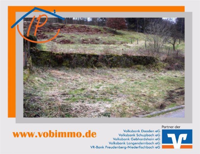 Von IPC: Baugrundstück an wenig befahrener Straße in Ortsrandlage von Emmerzhausen zu verkaufen!