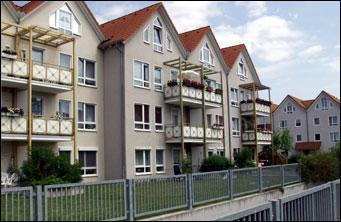 2-Zimmer-Wohnung für junge Leute, auch WG geeignet!