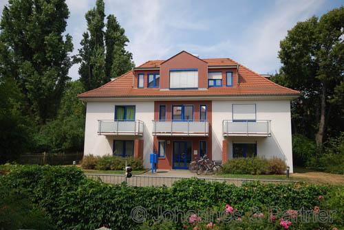 schöne 1 Zimmer-Wohnung in Uninähe mit Balkon