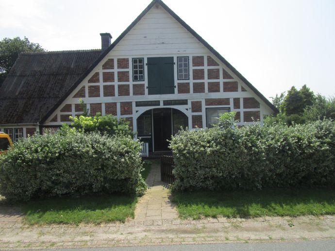 Balje bei Freiburg Elbe Einfamilienhaus