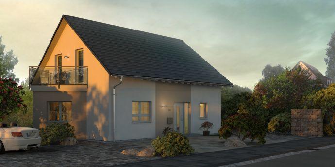 Wohnen in der Metropolregion Nürnberg - Modernes EFH mit Garage und Grundstück