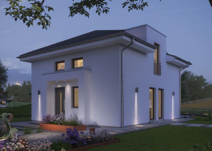 Mehr Haus! Mehr Living! Mit Massa Haus ins ideale Eigenheim! Hübsche Stadtvilla für kleine Familien!