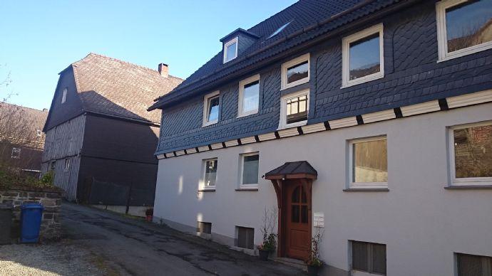 Gemütliche Wohnung im Ortskern von Hallenberg