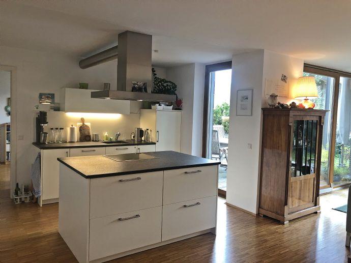 Hochwertige 3,5 Zimmer-Gartengeschosswohnung in beliebter Lage von Tübingen!