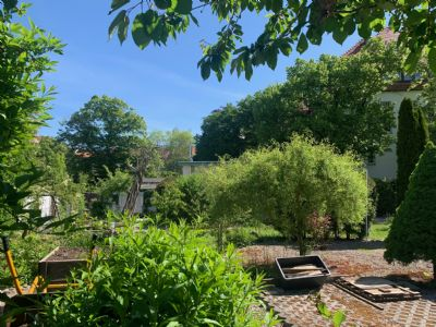Dichterviertel - freies Grundstück mit Bauvorbescheid in alt gewachsener Umgebung - Erfurt-Süd!