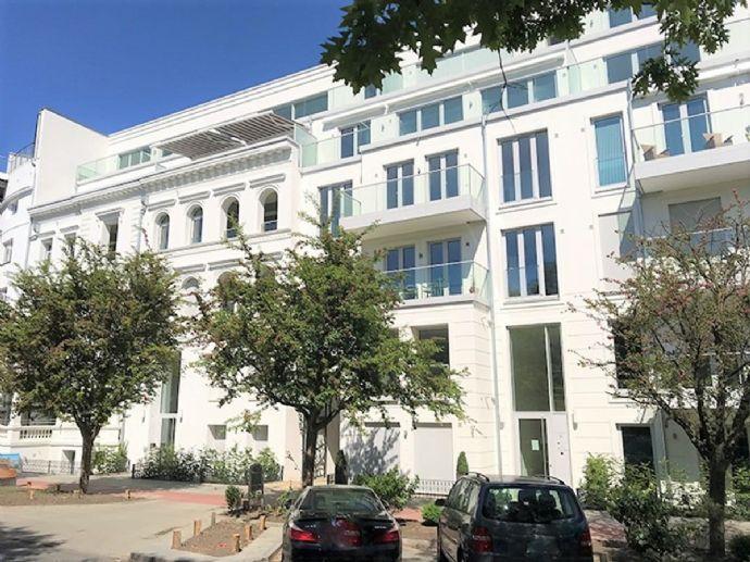 Luxus Apartment an der Alster vollständig möbliert