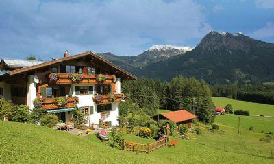 Landhaus Eggensberger - Ferienwohnung 1