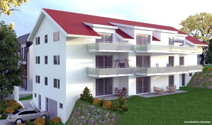 Neubau in Scheidegg! - 3-Zimmer Erdgeschosswohnung