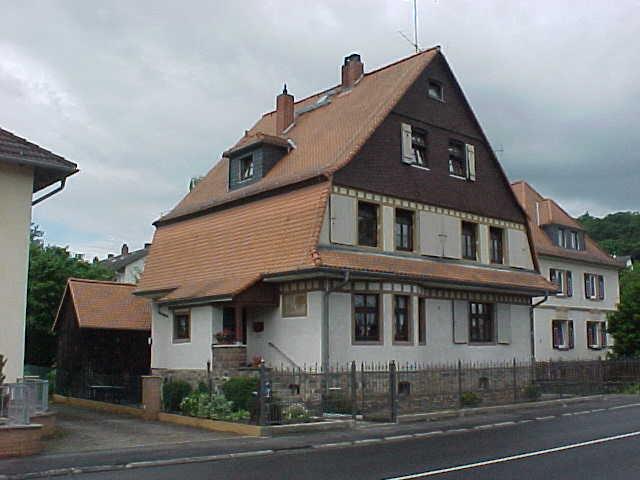 Mehrfamilienhaus Nidda / Stadt