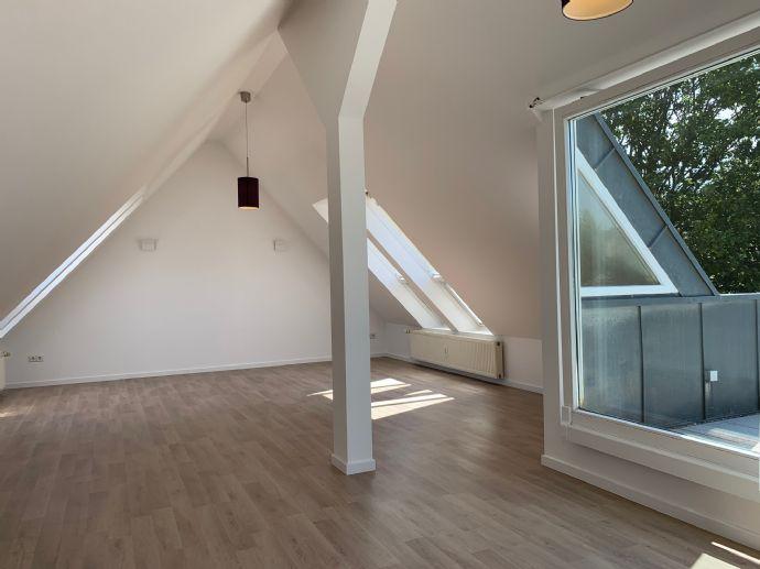 5,5-Zimmer Maisonetten Wohnung mit Dachterrasse ins Grüne inkl. Einbauküche und auf Wunsch möbliert