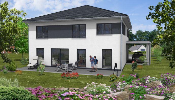 Wir bauen Ihr Zuhause - in Gotha - Ein OHB Massivhaus Stein auf Stein mit individueller Planung