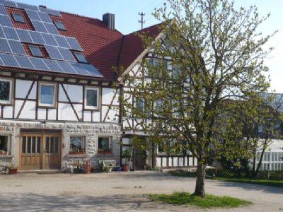 Ökoferienhof Retzbach - Wohnungen 4 und 5
