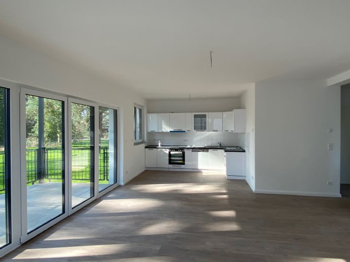 Maisonette im Neubau vom Feinsten mit Lift in Zehlendorf in Seenähe