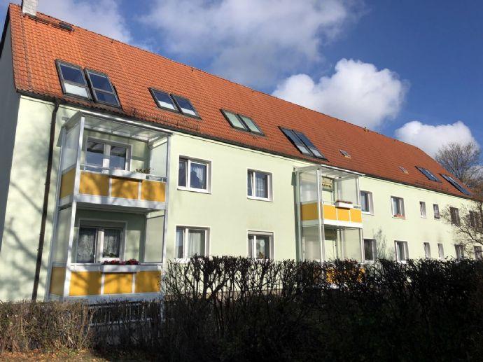 Ruhig gelegene 2-Raumwohnung - Erstbezug nach Sanierung!
