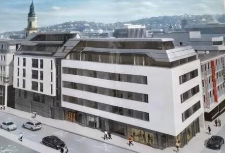 komplett möblierte 4-Zimmer-Wohnung in Stuttgart Mitte