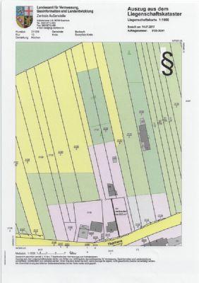 Grundstück mit Bauplänen zu verkaufen
