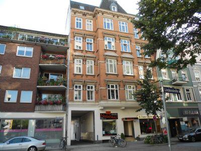 Sanierte 3-Zimmer-Wohnung in unmittelbarer Nähe zum Hauptbahnhof