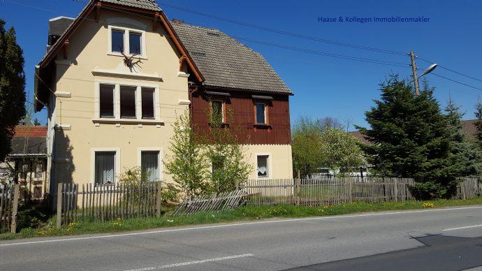 Immobilie mit Nutzungsoptionen