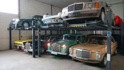 Filderstadt Garage, Filderstadt Stellplatz
