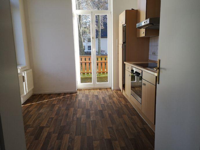 RAIBA IMMO++3 Zimmer-Mietwohnung im Erdgeschoss in exklusiver Wohnlage in Waren (Müritz)++