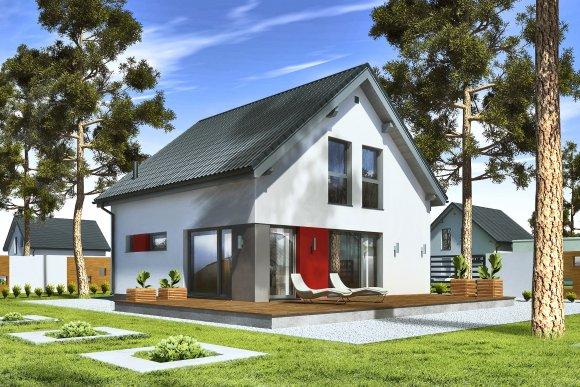 Danwood Generalvertrieb Bad Vilbel bietet Ihnen ein schlüsselfertiges Haus zum Bestpreis!