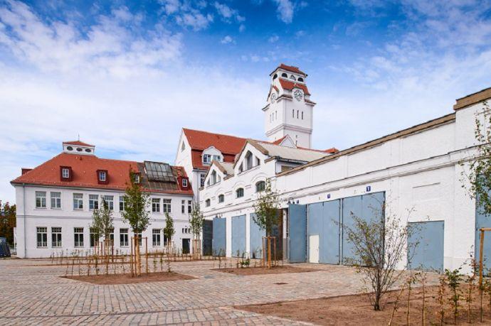 Spektakuläres Galerieloft über 3 Etagen, 1,5 Zimmer, ca. 101 m² Wohnfläche