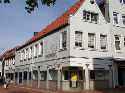 Itzehoe Ladenlokale, Ladenflächen