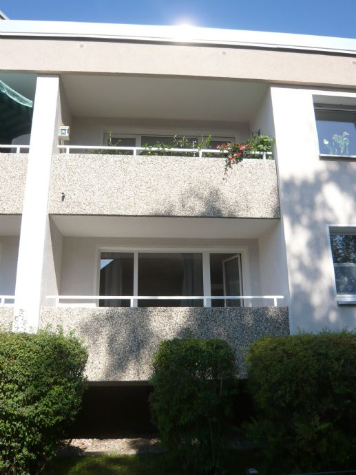 Renovierte 2-Zimmer-Wohnung mit Südloggia