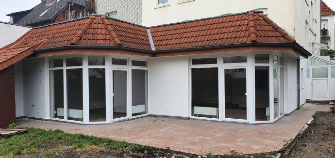 Wir renovieren für Sie... kernsanierte Wohnung mit Garten - Nähe Bürgerpark