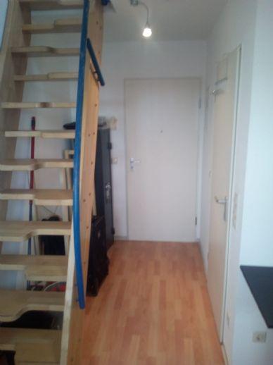 1-Raum-Wohnung mit Balkon ab 01