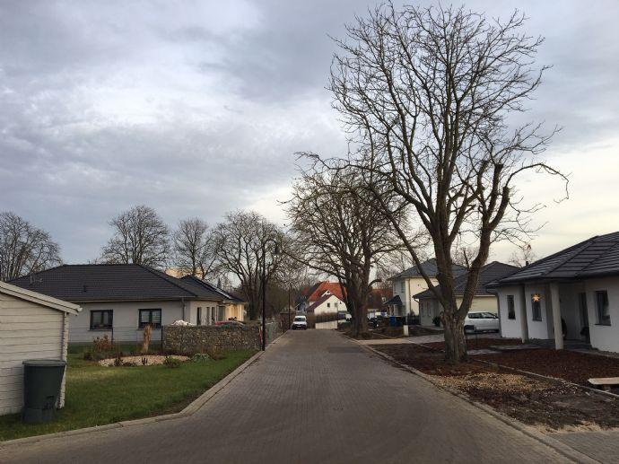 """Baugebiet """"Kanzlerstraße"""" in Bernburg, nur noch 7 Grundstücke verfügbar"""