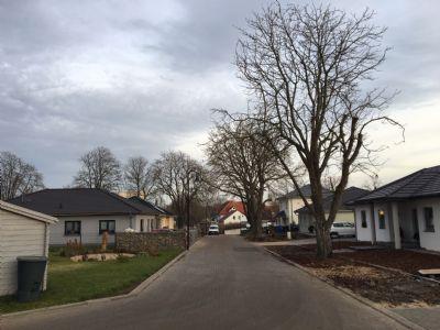 """Baugebiet """"Kanzlerstraße"""" in Bernburg, nur noch 5 Grundstücke verfügbar"""