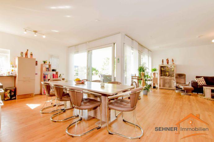 Möhnesee-Körbecke: Schicke 3-Zimmerwohnung mit großer Loggia