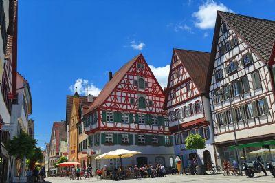Grundstück für gepl. Wohn- und Geschäftshaus im historischen Zentrum von Riedlingen zu verkaufen
