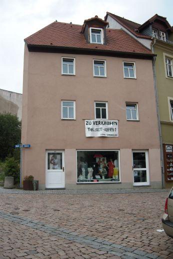 Wohn- u. Geschäftshaus in Altenburg-Zentrum top Lage