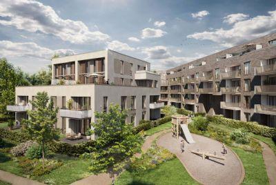 Erstbezug Neubau im exklusiven Gartenhaus am Alsterzulauf Tarpenbek