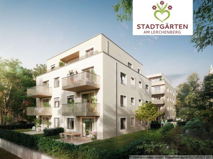 Gemütliche 4 Zimmer-Wohnung mit tollem Süd-West-Balkon