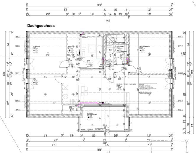 Sehr schöne großzügige 141 m² 4-Zimmer-Wohnung mit Balkon in Öhningen