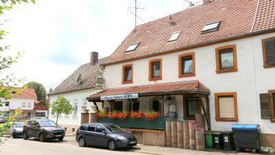 Gersheim Gastronomie, Pacht, Gaststätten