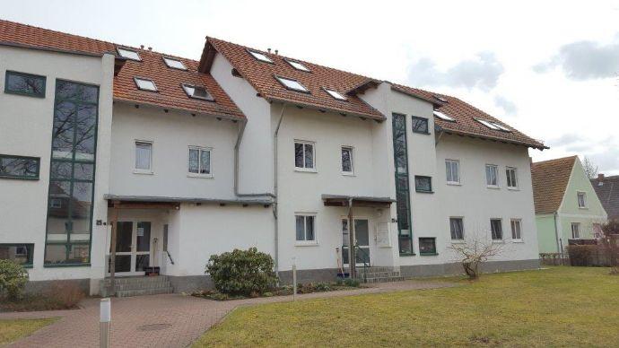 3-Raum Wohnung im Dachgeschoss