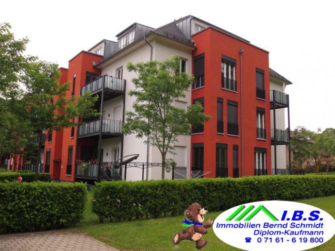 Im Sommer: viele Freisitze - im Winter: extrem energiesparend - 3½-Zi.Wohnung