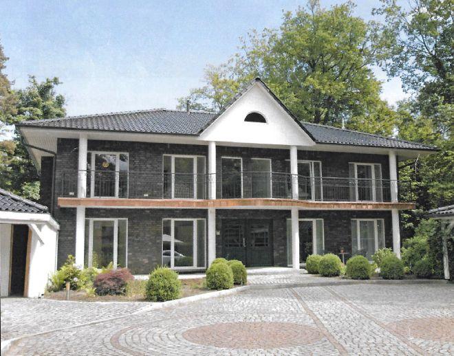 Großzügige EG Wohnung über 2 Etagen mit 2 Terrassen und Garten direkt an der Saselbek